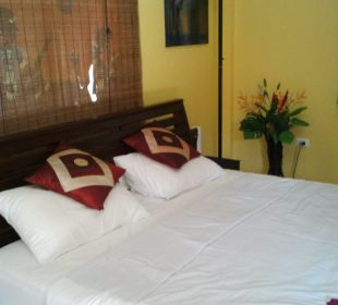 Doppelbett Phuket Lotus Lodge