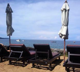 Ausblick Hotel Mukdara Beach Villa & Spa Resort