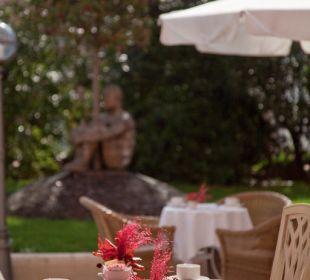 Sala colazioni Hotel De La Paix