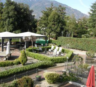 Garten Hapimag Resort Merano Hapimag Resort Merano
