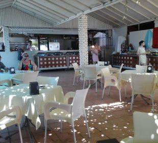 Poolbar und Restaurant Hotel Narcia Resort Side