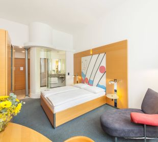 Doppelzimmer Select Hotel Berlin Ostbahnhof