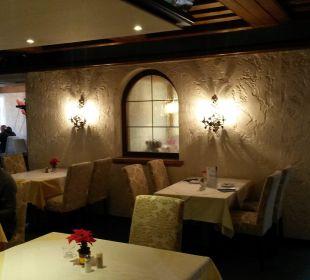 Speisesaal Hotel Edelweiß