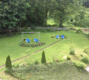 Gartenanlage WellVital Hotel Tyrol
