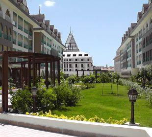 Im Innenbereich Hotel Side Crown Palace