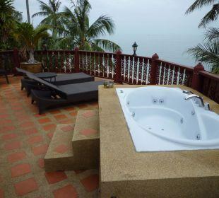 hotelbilder villa jfk koh samui in ban bang po holidaycheck. Black Bedroom Furniture Sets. Home Design Ideas