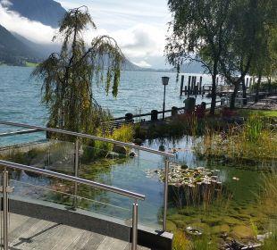 Außenansicht Travel Charme Fürstenhaus Am Achensee