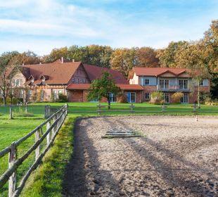 Außenansicht  Familotel Landhaus Averbeck
