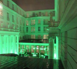 Hamburg Hotel Raucherzimmer