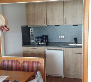 Küche, renoviert Die Gams Hotel - Resort