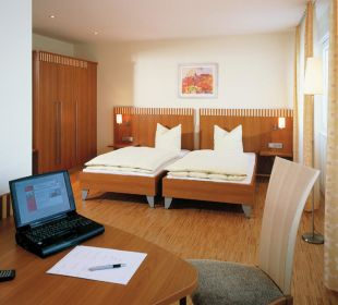 Doppelzimmer Hotel am Froschbächel