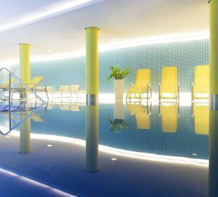 Indoorpool Hotel Novotel München City