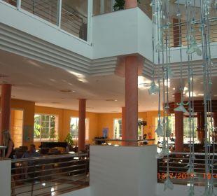 Lobby Hotel Don Antonio