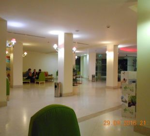 Hotel Innenansicht Hotel Louis Zante Beach