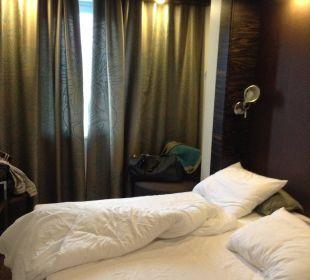 Das Bett Motel One Stuttgart