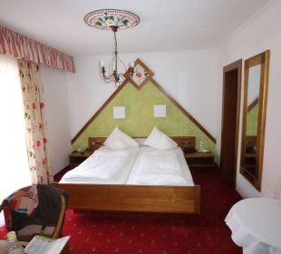 Doppelbett Hotel St. Peter