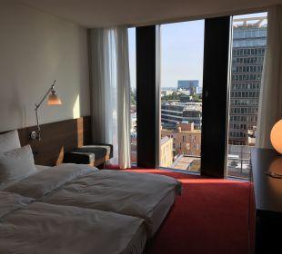 Deluxe Zimmer - schön geräumig Empire Riverside Hotel Hamburg
