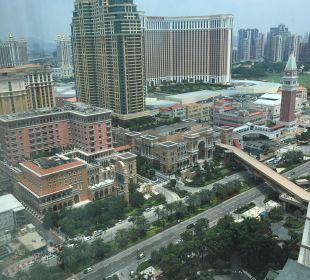 Vu de la chambre l'hôtel venatian Hotel Sheraton Macao