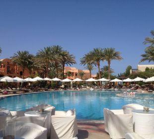 Blick vom Restaurant Sensimar Makadi Hotel