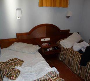 Schlafzimmer 2 Hotel Dorotea