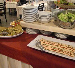 Vorspeisenbuffet Hotel Eden Lido Di Jesolo