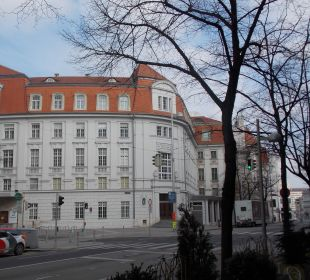 From the street outside , Vienna music Academy Hotel Am Konzerthaus - MGallery collection