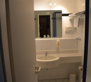 Badezimmer Comfort Hotel Weißensee
