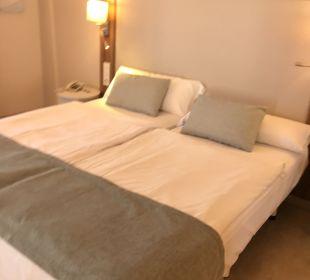Zimmer allsun Hotel Eden Playa