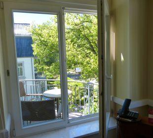 Kl. Balkon Suite 251 Vier Jahreszeiten Kühlungsborn -  Hotel