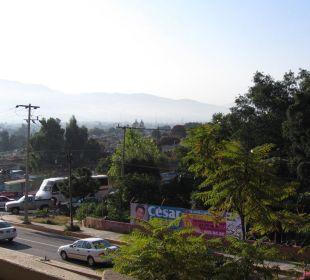 Ausblick auf Oaxaca
