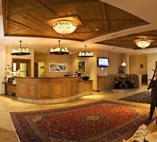 Lobby/Eingang Hotel Klausnerhof