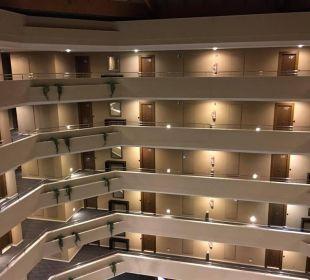 Der Gang zu den Zimmern Gran Hotel & Spa Protur Biomar