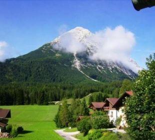 Unser Hausberg: Hohe Munde 2661m Landhotel Wolf