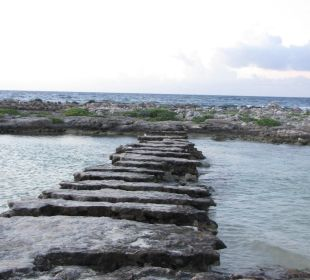 Weg zum Riff