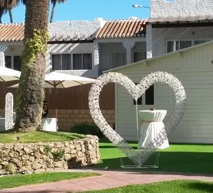 Für Paare die heiraten möchten total süß  Marinas de Nerja Beach & Spa