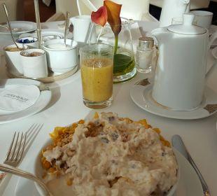Frühstück Steigenberger Hotel Hamburg