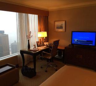 Zimmer 4 Conrad Hong Kong