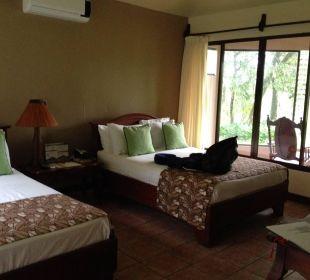Große Bungalows Hotel Montana de Fuego