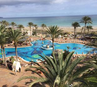 Einer von 3 Pools  SBH Hotel Costa Calma Palace