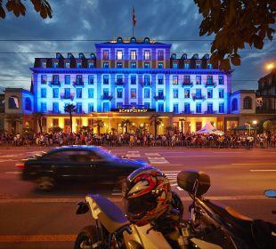 Blue Balls Hotel Schweizerhof Luzern