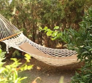 Hammocks im Garten Hotel Anatolia Resort
