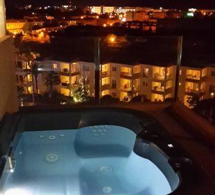 Dachterrasse  Hotel Viva Tropic