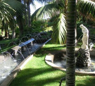Tolle Wasserspiele Hotel Hacienda San Jorge