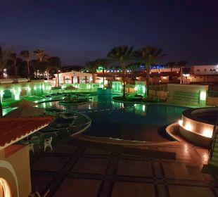 Spa-Bereich Außen Dana Beach Resort