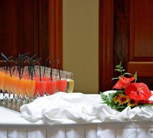 Kleine Aufmerksamkeit Hotel Riu Garoe