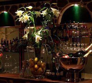 Tresen/Restaurant Hotel Carl von Clausewitz