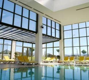 Indoor pool Hotel Palm Wings Beach Resort
