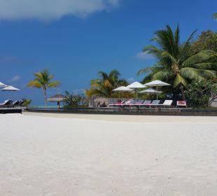 Sand, Sand, Sand Hotel Constance Moofushi Resort