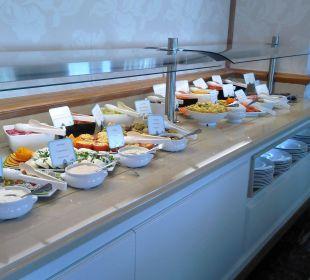 Vorspeisenbüffet Hotel XQ El Palacete