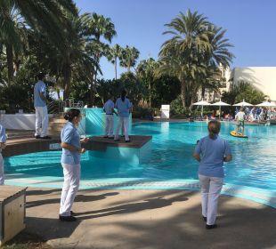 Vorstellung des Personals ROBINSON Club Jandia Playa